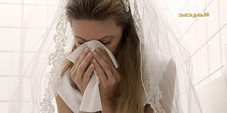 """""""كريم التبييض"""" يشوِّه وجه """"عروس"""" قبيل زفافها!"""