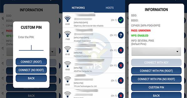 تطبيق WpsApp Pro النسخة المدفوعة كاملة لاختراق الواي فاي