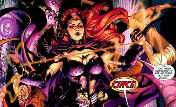 Siapa sebenarnya Circe?
