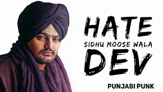 Hate – Sidhu Moose Wala Punjabi Video Download