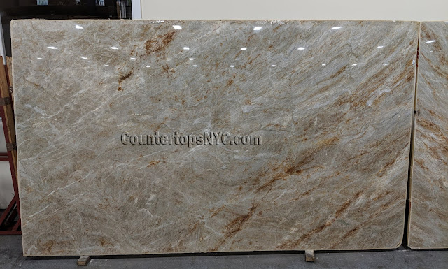 Nacarado Quartzite Slabs for kitchen countertop