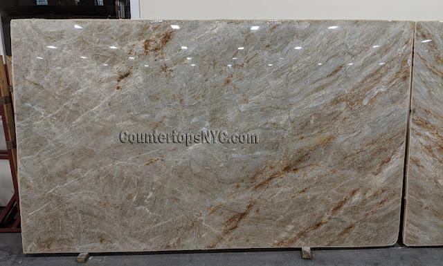 Nacarado Quartzite Slabs for kitchen countertop