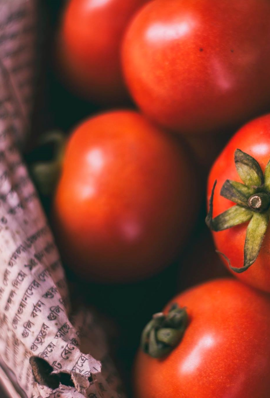 Piękna, promienna cera | Olej z nasion pomidora