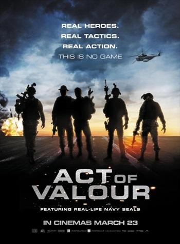 Act Of Valor 2012 Dual Audio Hindi BluRay Download