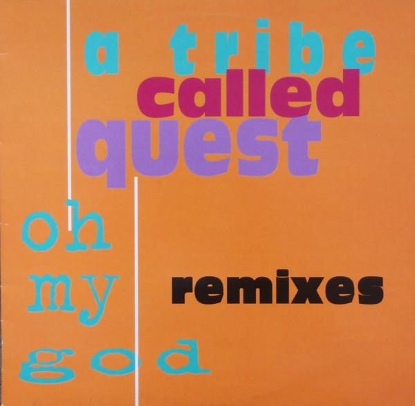 A Tribe Called Quest - Discografia 1990 - 2016 (32 Albumes