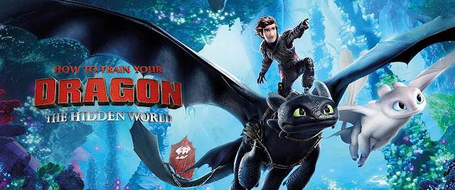 How to Train Your Dragon: The Hidden World (2019) HDTC Dual Audio [Hindi(Clean) + English] 480p, 720p & 1080p x264 Movie-masti.tk
