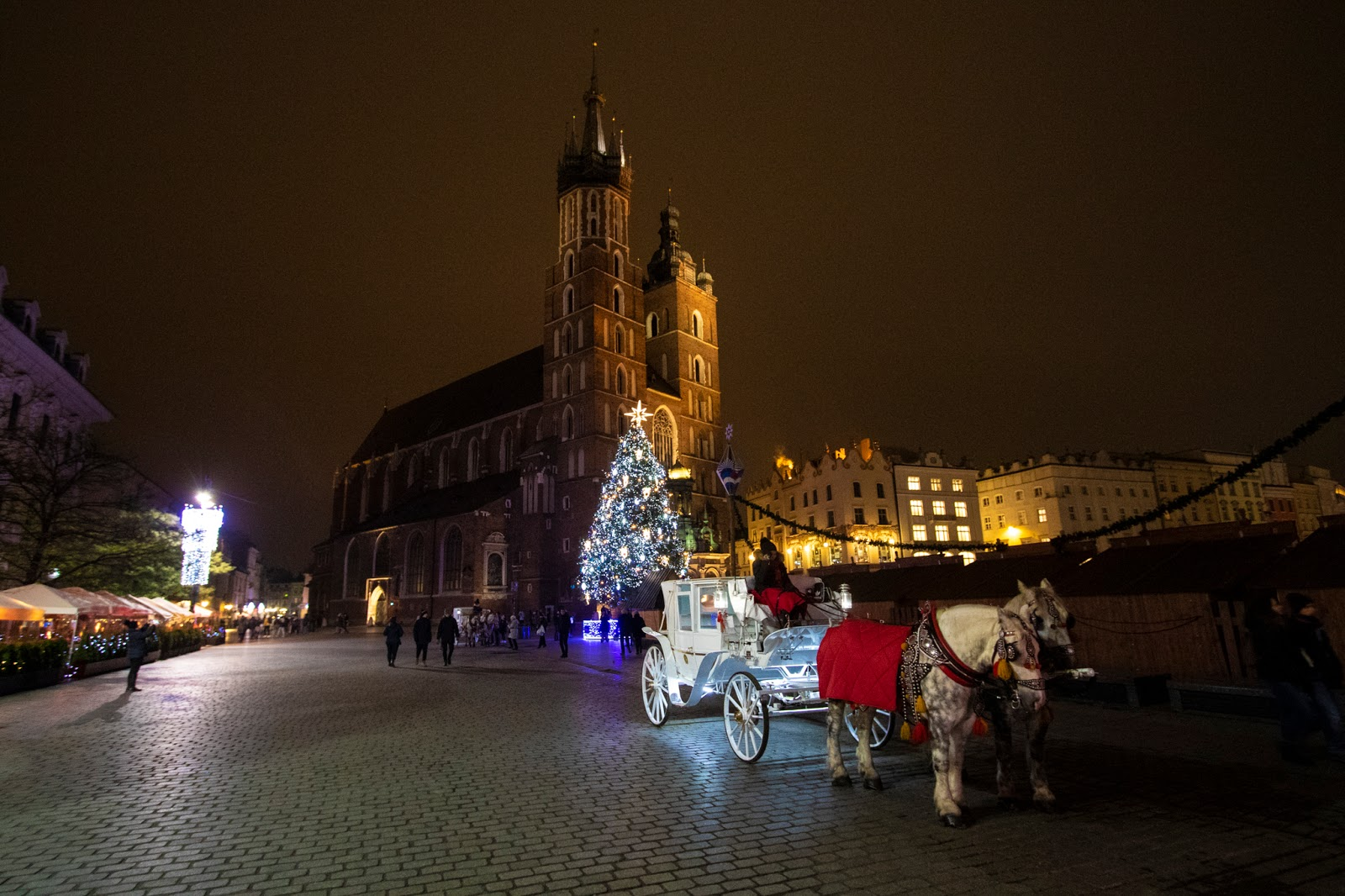 Cosa vedere a Cracovia in un fine settimana coi mercatini di Natale