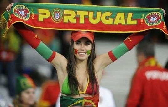 Bold Portugal Fan