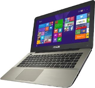 Laptop Asus X455LA-WX401D with 2GB RAM