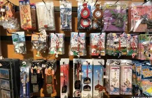 Cari Oleh-oleh Himeji di Jepang