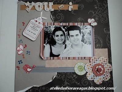 scrapbook you and i