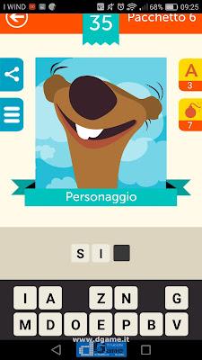 Iconica Italia Pop Logo Quiz soluzione pacchetto 6 livelli 35-100