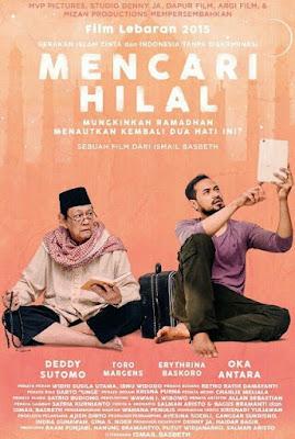 Hasil gambar untuk Mencari Hilal (2015) HDTV