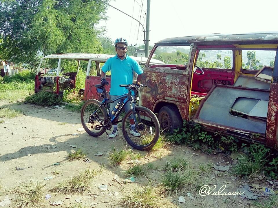 Gowes Ke Bukit Vw Semarang Boku No Blog