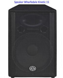 Harga Speaker Wharfedale Kinetic 15