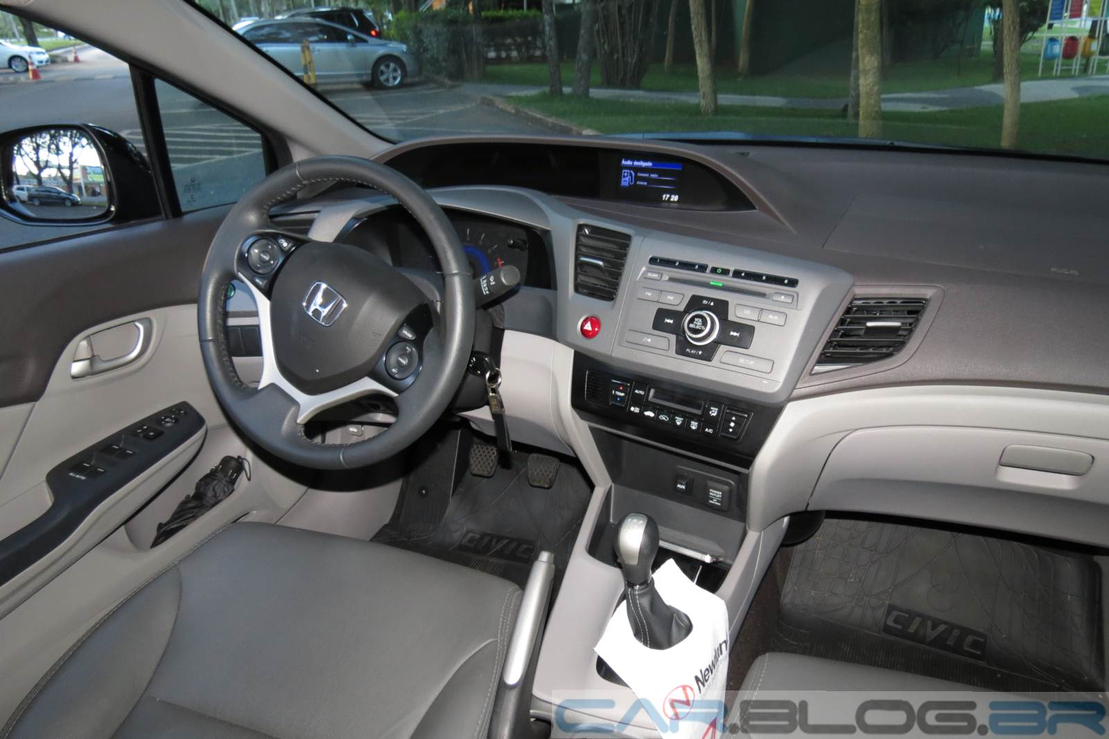 honda civic lxs 2012 manual pre o consumo fotos e e. Black Bedroom Furniture Sets. Home Design Ideas