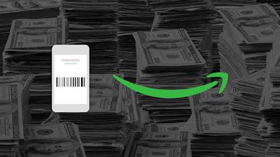 أمازون تسمح بدفع قيمة المشتريات نقداً