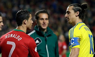 Christiano Ronaldo Selalu Bergairah Dan Ibrahimovic Sering Marah 2019