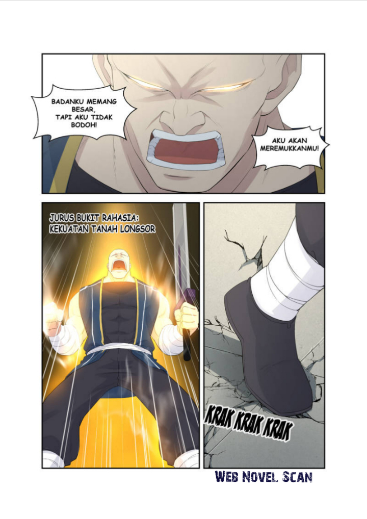 Heaven Defying Sword Bahasa Indonesia Chapter 42