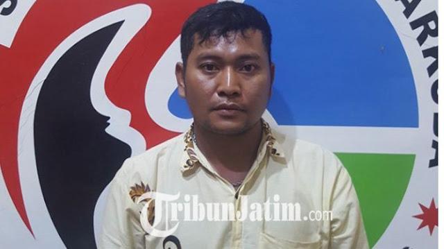 Aktivis LSM KPK di Jombang Tertangkap Karena Gunakan Narkoba