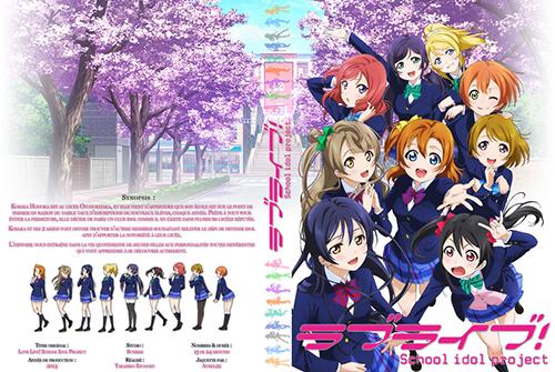 Love Live! School Idol Project Movie Torrent - BluRay Rip