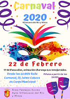 Villanueva del Río y Minas - Carnaval 2020
