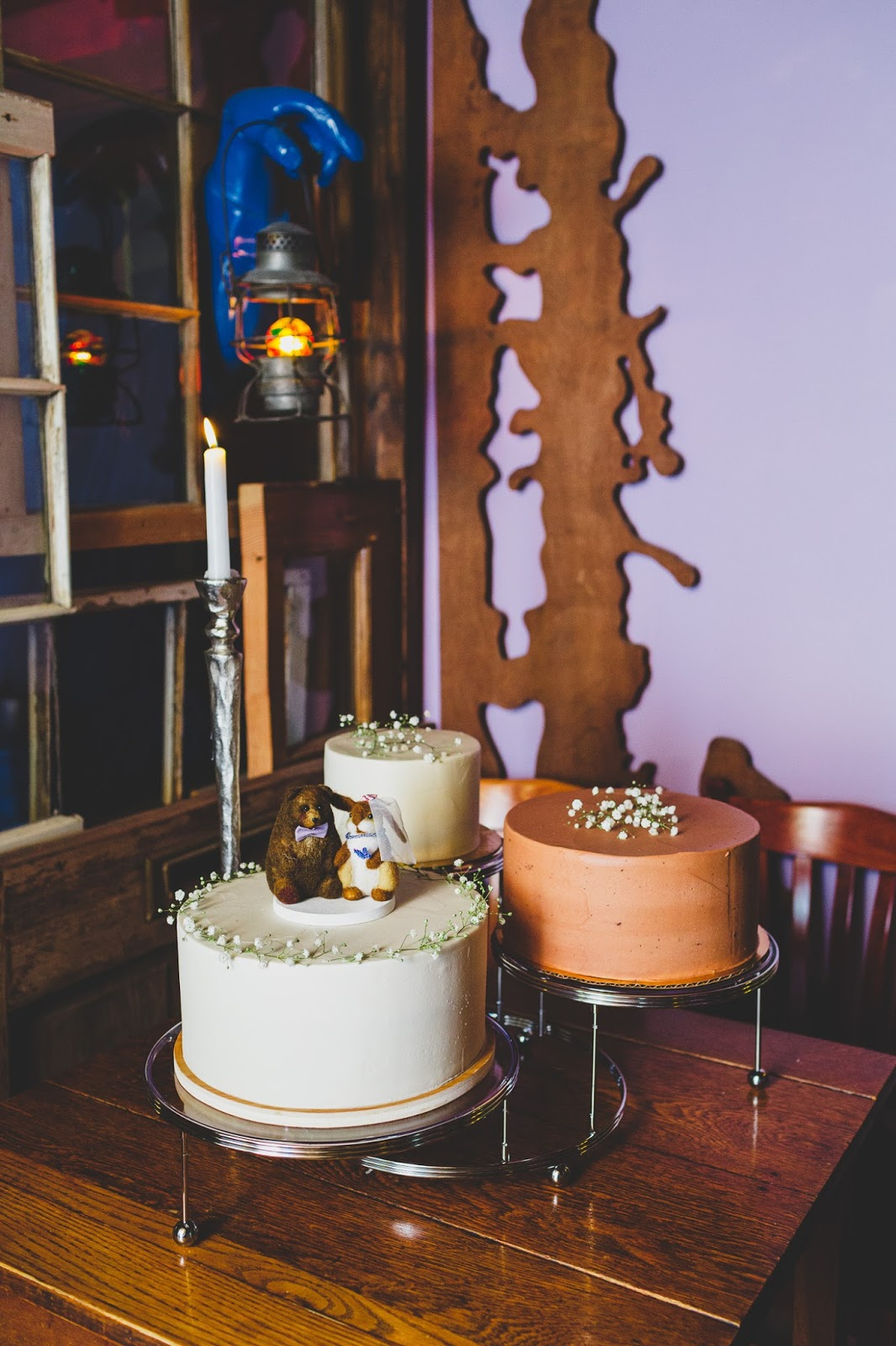 Simple vegan wedding cakes by Sweet Maresa's | Upstate New York wedding photographer - blog.cassiecastellaw.com