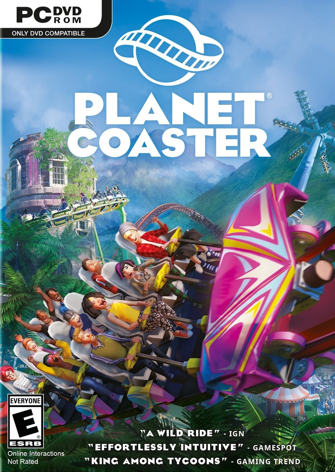 Planet Coaster ESPAÑOL PC