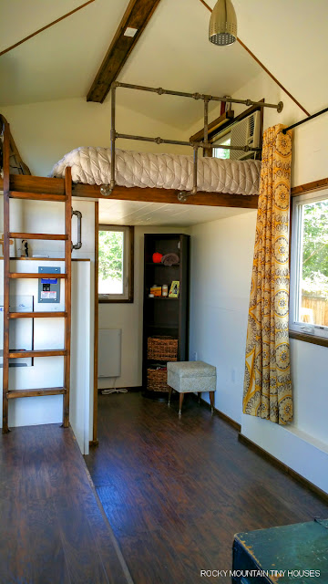 Albuquerque Tiny House by Rocky Mountain Tiny Homes