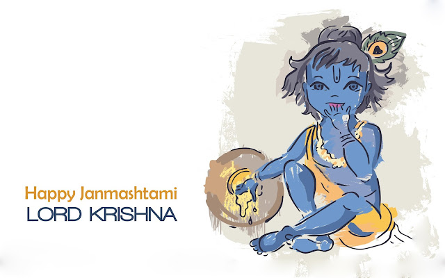 Happy Janmashtami 2017 | Images | Wallpapers | Pics | Message