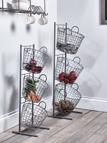 Basket Kitchen Storage