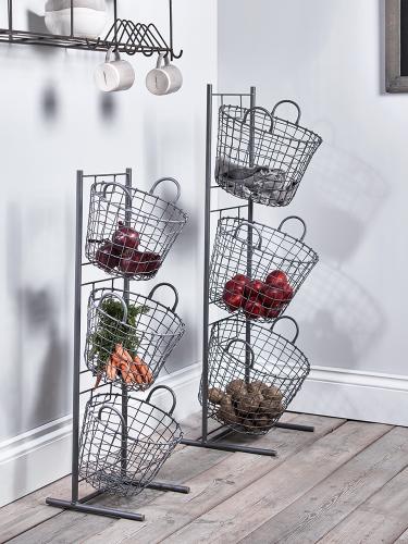 Basket Kitchen Storage