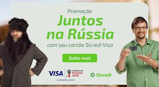 Promoção Cartão Visa Sicredi