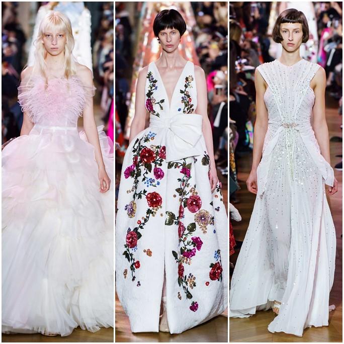 Coleção Schiaparelli haute couture para primavera 2019