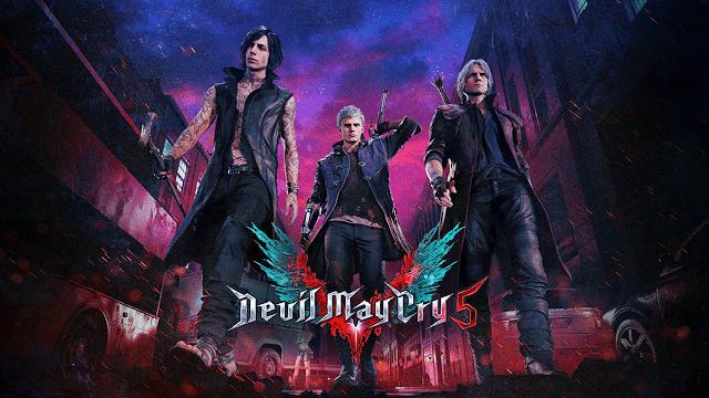Link Tải game Devil May Cry 5 miễn phí