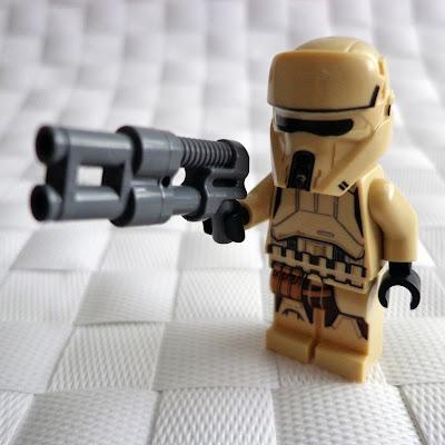 Scarif Stormtooper
