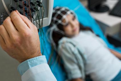 Moje rady jak przygotować malucha i starszaka do badania EEG.