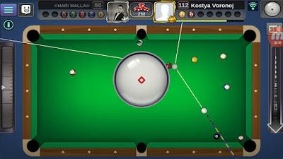 3D Pool Ball v1.4.2 Mod Apk Terbaru Money Update Hack 2017