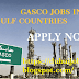 GASCO JOB OPPORTUNITY IN DUABI| GASCO JOBS IN UAE-JANUARY 2019