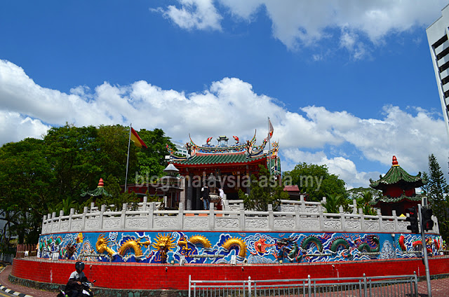 Kuching Chinese Temple