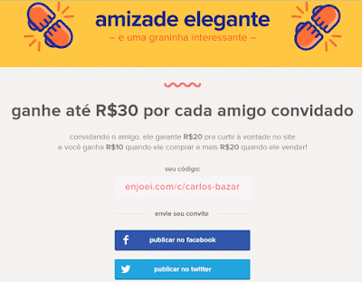 como vender no enjoei desapega online