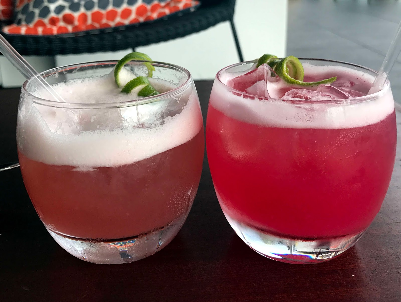 Stitch & Bear - A tale of two cocktails