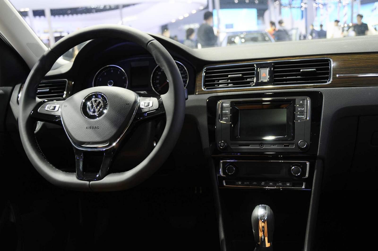 Novo VW Santana 2017
