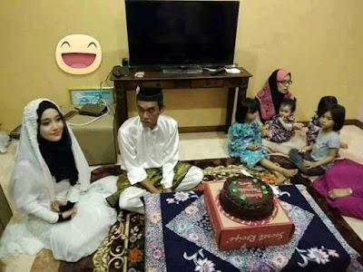 Kisah romantis dari Malaysia pernikahan seorang kakek dengan gadis muda