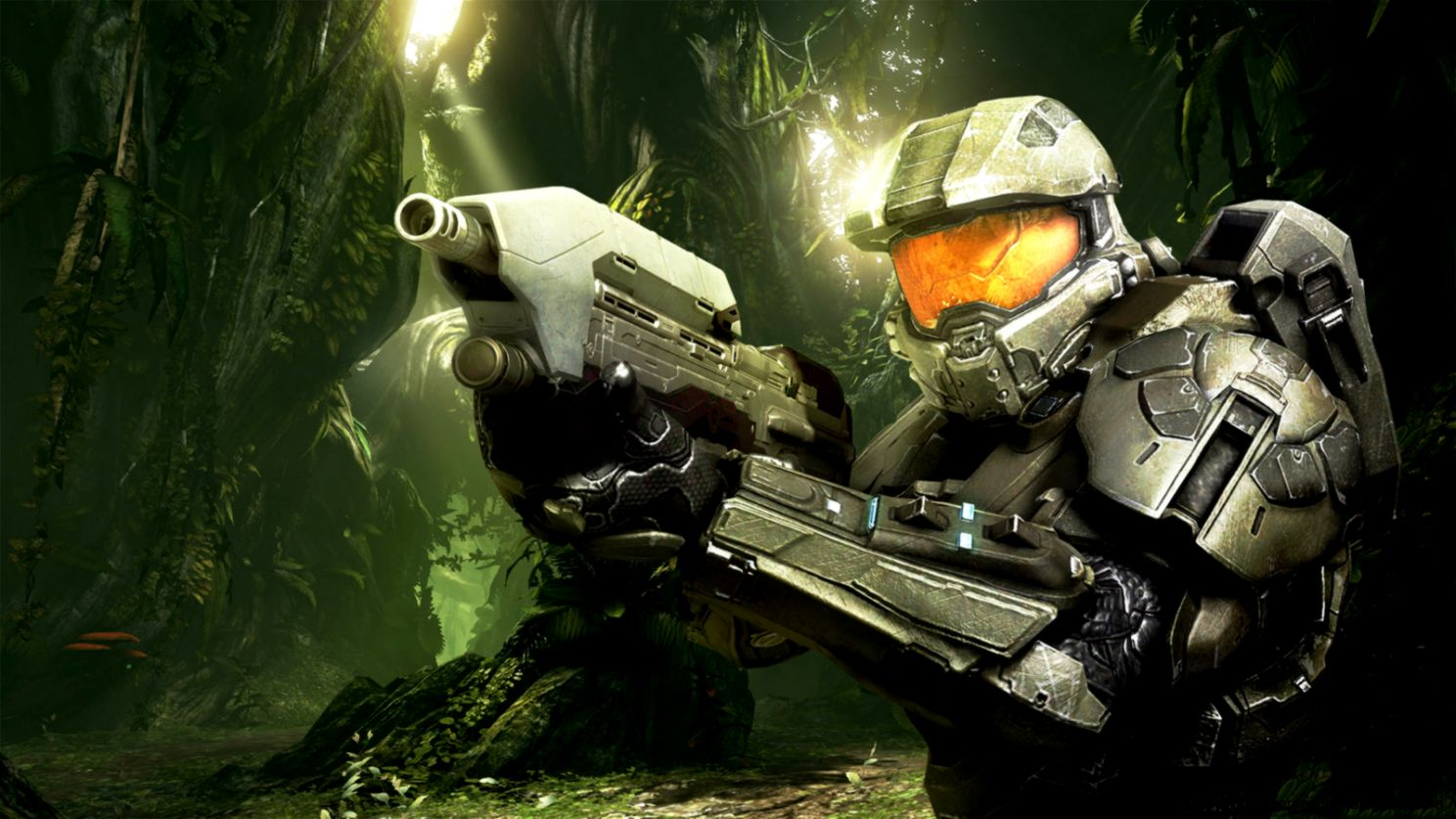 Halo 4 Master Chief Wallpaper Full Hd Wallpapers