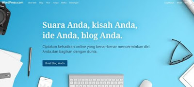 Cara Mengubah Tema di Wordpress