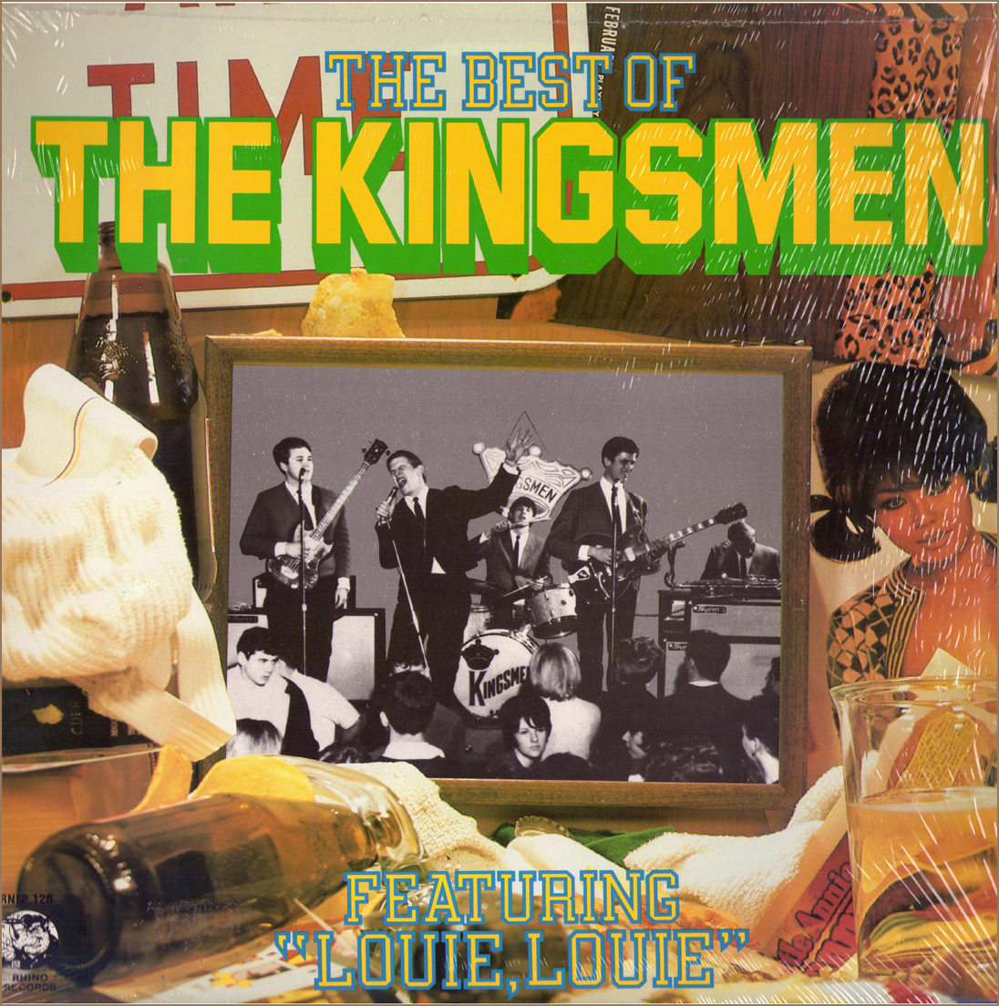 Rockasteria The Kingsmen The Best Of 1963 67 Us