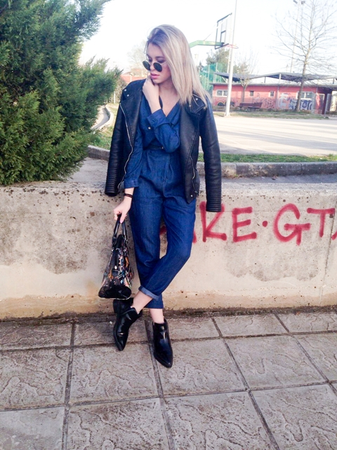 1 Overalls - Priestess of style