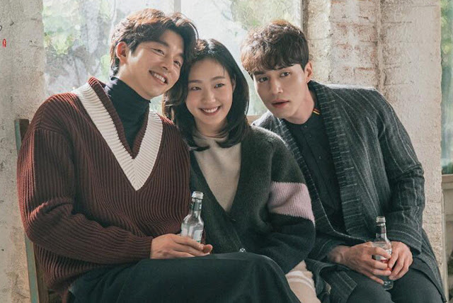resenha do k-drama goblin the lonely and great god