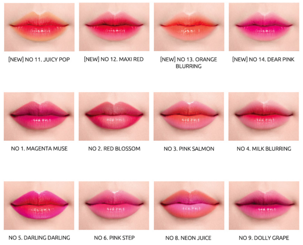 lipstick song hye gyo
